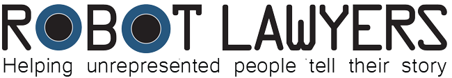 Robot Lawyers Logo